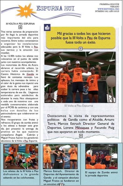 Revista Espurna Hui Junio 2015